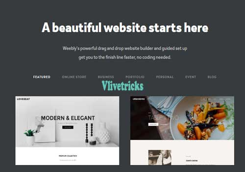 weebly free web hosting templates
