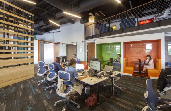 Texas Architecture Design Studio  VLK Architects