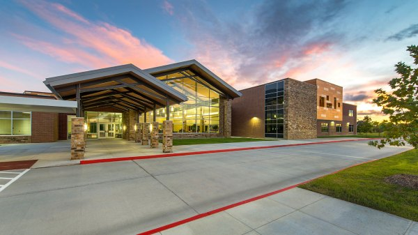 Sue Gratehouse Pope Elementary School VLK Architects