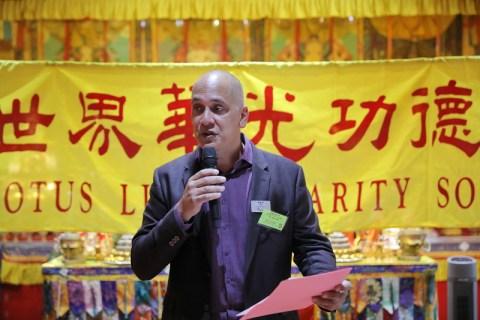 Councillor Pete Fry