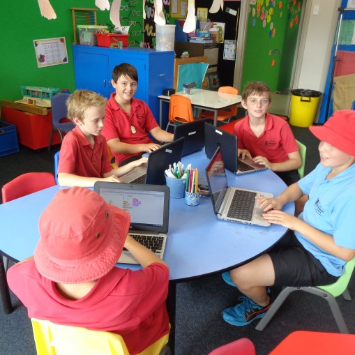Mangatawhiri School learn Computer Science and Programming online