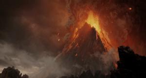Villain Matrix Stats: Dark Lord Sauron - Silmarillion, Hobbit, Lord of the Rings - http://vlnresearch.com/villain-matrix-stats-sauron - Mount Doom - Lord of the Rings image