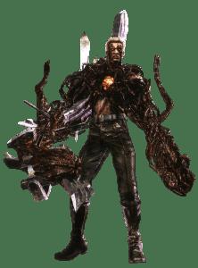Albert Wesker Uroboros Resident Evil