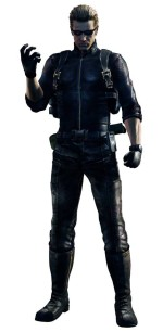 Midnight Albert Wesker Resident Evil RE5