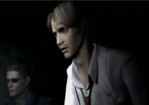 Birkin and Wesker Resident Evil