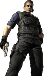 Albert Wesker STARS Resident Evil image