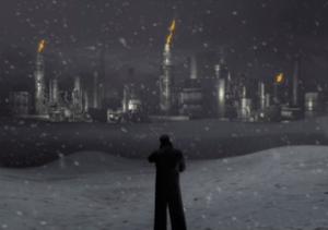 Russia Umbrella plant Wesker Resident Evil