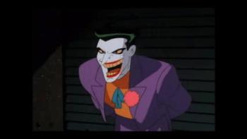 Joker Batman Animated Series Hello Joker