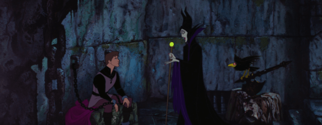 Sleeping Beauty - Maleficent - prince Phillip