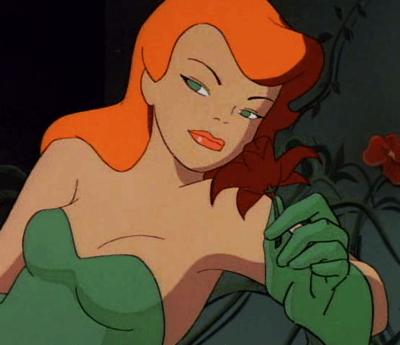 Poison_Ivy batman animated series