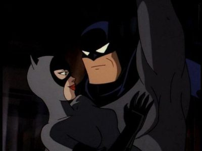 Catwoman and batman the animated series