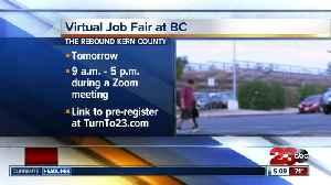 BC holding virtual job fair [Video]