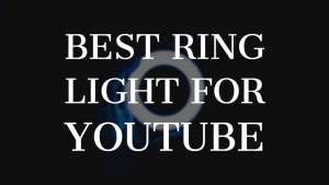 best ring light for youtube by vlogears.com