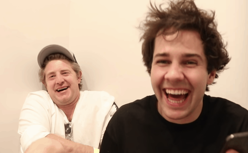 how much does david dobrik make