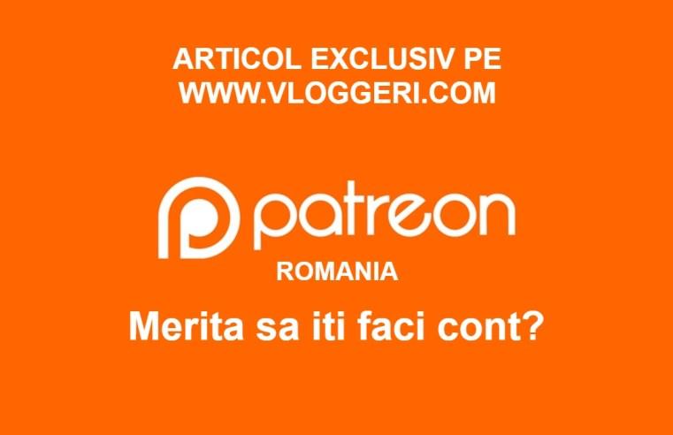 Patreon Romania