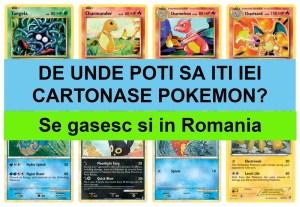 cartonase Pokemon