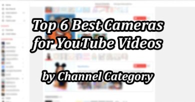 Best Cameras for YouTube Videos featured