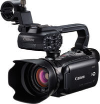 Camcorder style for youtube