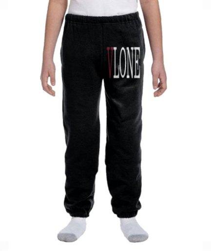 Vlone Youth ASAP Rocky Lord Cotton Sweatpants