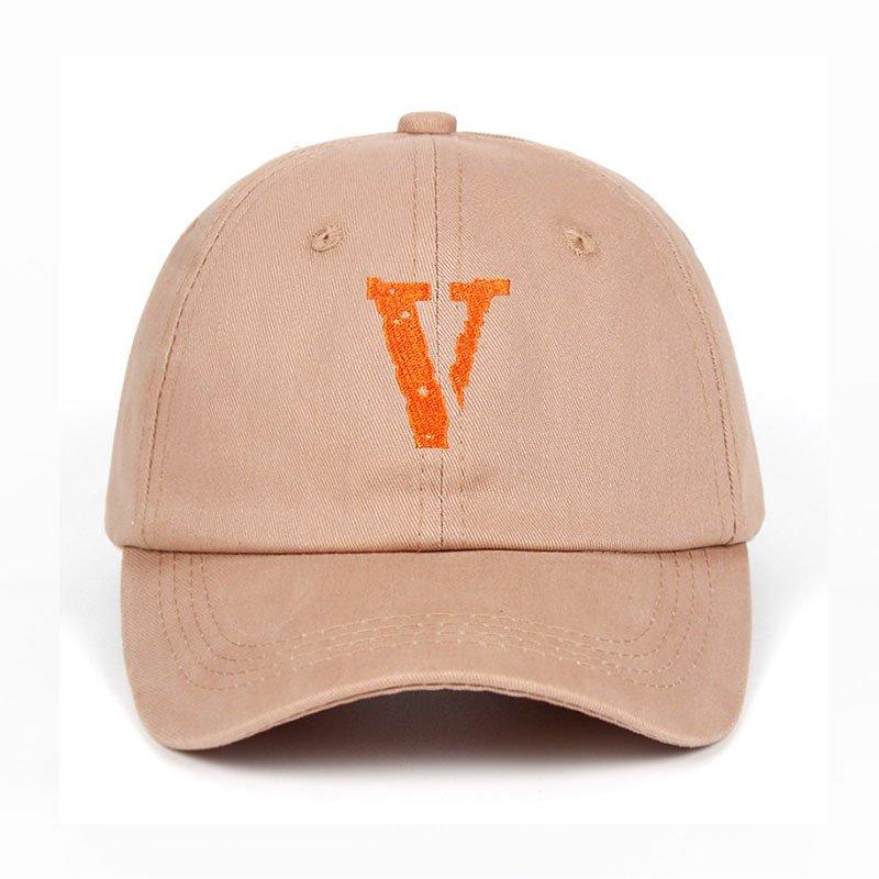 VLONE Embroidery V Baseball Hat