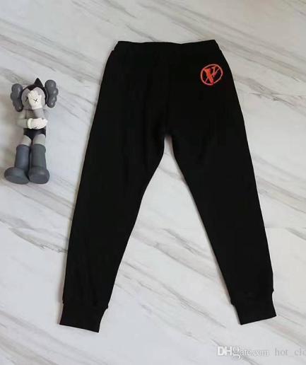 VLONE Friends Fashion Cotton Pants