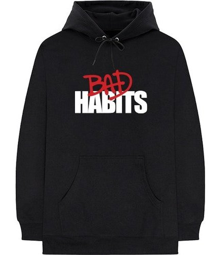 Vlone Nav x Drip Bad Habits Hoodie