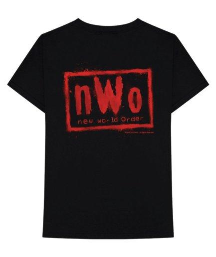 Vlone nWo New World Order Black Tee
