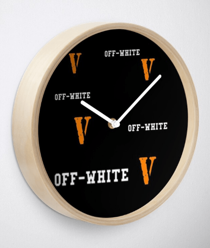 Vlone Clock