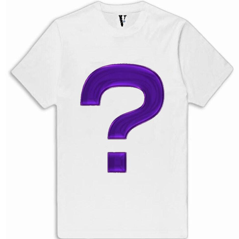 Mystery T-Shirt -White