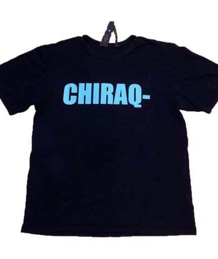 Vlone Chiraq Tee – Black