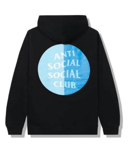 Anti Social Social Club Hypocrite Hoodie-Back