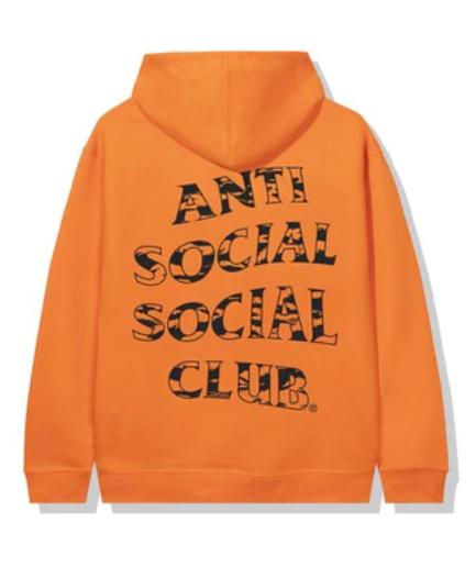 Anti Social Social Club Country Hoodie