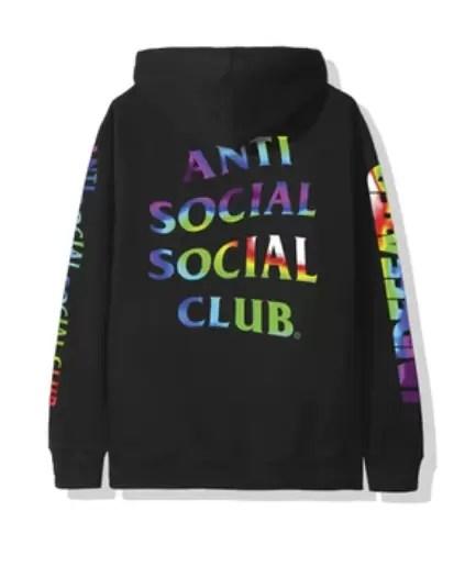 Anti Social Social Club Hot In Here Hoodie