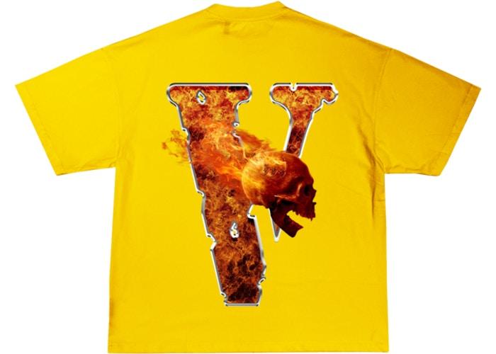 Juice-Wrld-x-Vlone-Inferno-Tee-Yellow