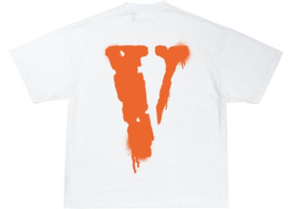 VLONE x Juice Wrld T-Shirt back