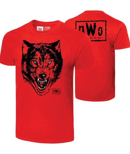 NWO WOLFPAC GOOD INTENTIONS T-SHIRT