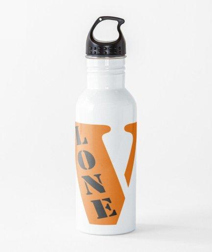 Vlone Water White Bottle