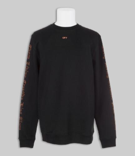 Vlone x Off-White Sweatshirt