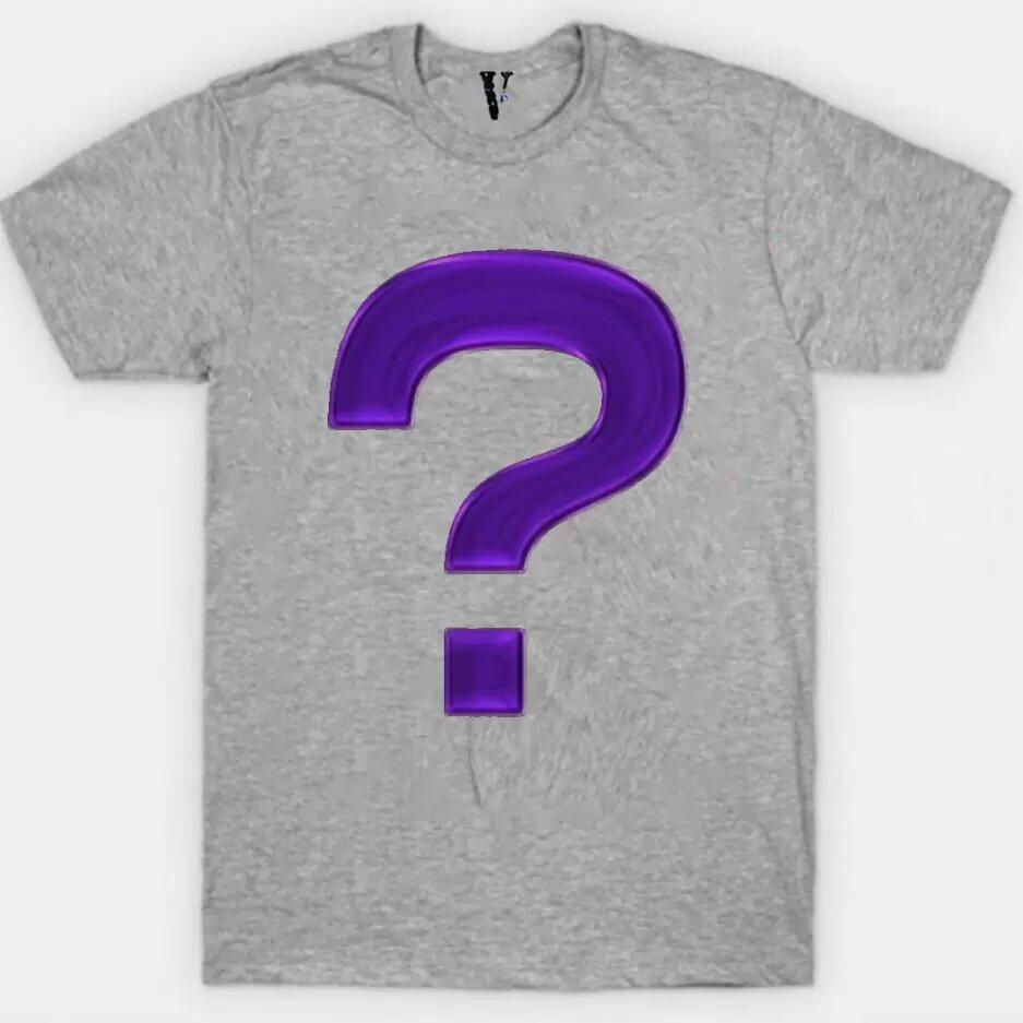 Mystery T-Shirt -Grey