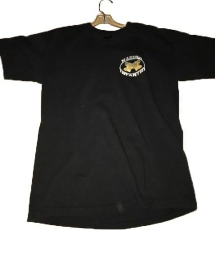 Vlone x Marino Infantry Diamond Black T-Shirt
