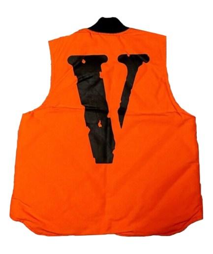 Vlone Carhartt vest Jacket