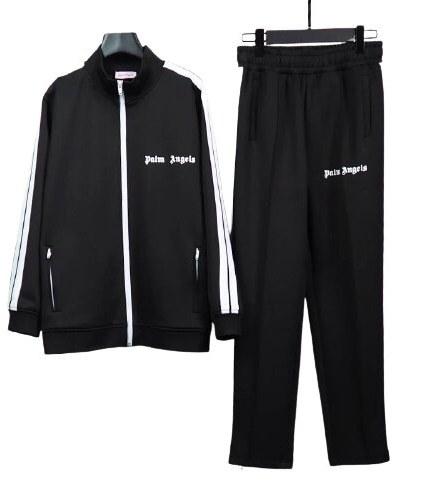 Palm Angels Track (Jacket+Pants) Suit – Black