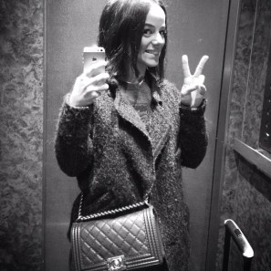 Alizée #selfiefashion