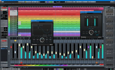 Cubase Pro 9.5.20 Crack + License Key Full Download