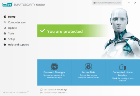 ESET Internet Security 13.2.18.0 Crack + License Key [All] 2020