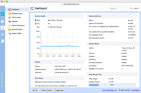 Kerio Control 9.2.5 Build 2587 Full Crack Download