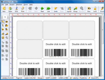 LabelJoy 6.19.05.02 Crack + Registration Code Full Version