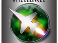 MSI Afterburner 4.5.0 Crack For Mac Free Download