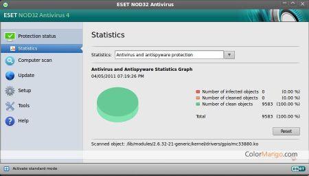 NOD32 AntiVirus 11.2.63.0 Keygen