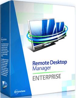 Remote Desktop Manager Enterprise 13.6.7.0 Crack